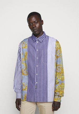 PRINT BAROQUE - Košile - azzurro scuro