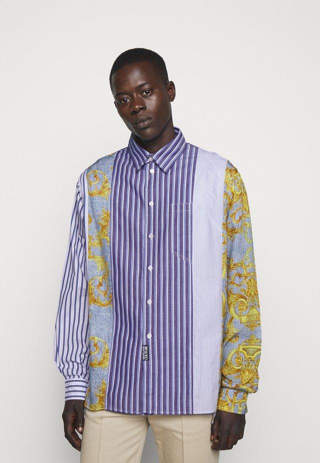 PRINT BAROQUE - Skjorter - azzurro scuro