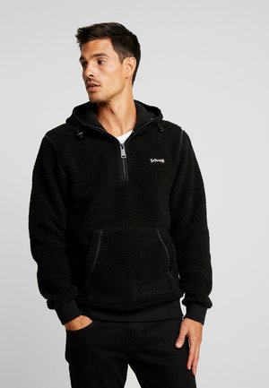ANDRIC  - Sweat à capuche - black