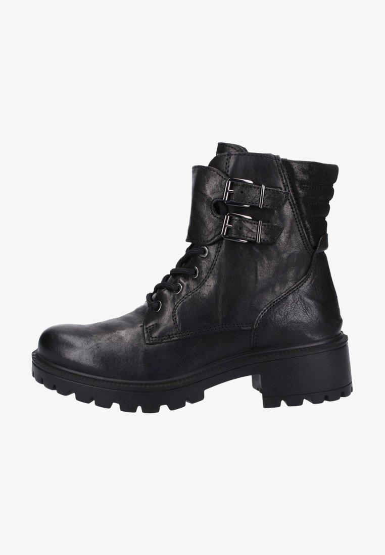 IGI&CO - Lace-up ankle boots - black