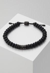 Armani Exchange - Náramek - black - 0