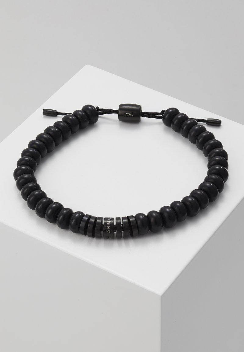Armani Exchange - Náramek - black