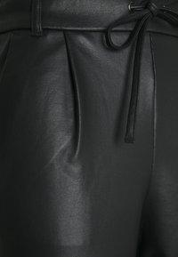 ONLY Tall - ONLPOPTRASH EASY PANT - Bukse - black - 3