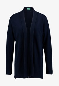 Benetton - OPEN CARDIGAN - Kardigan - dark blue - 4