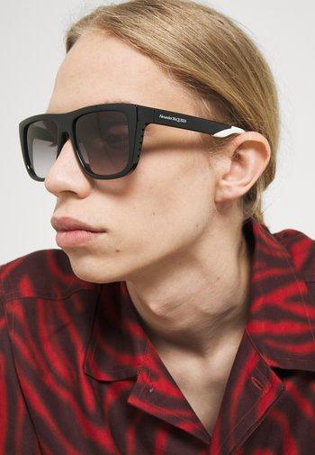 UNISEX - Occhiali da sole - black/grey