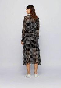 BOSS - Shirt dress - black - 2