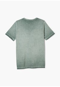 s.Oliver - Print T-shirt - green - 1