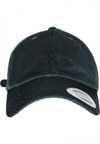 Flexfit - SATIN DAD  - Cap - dark green - 1