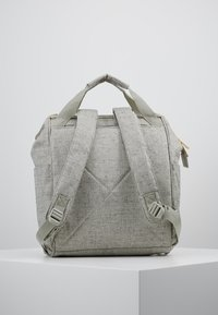Lässig - GREEN LABEL BACKPACK - Baby changing bag - light grey/beige - 2