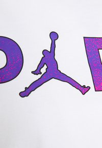 Nike Performance - JORDAN PARIS ST GERMAIN TEE  - Club wear - white - 5