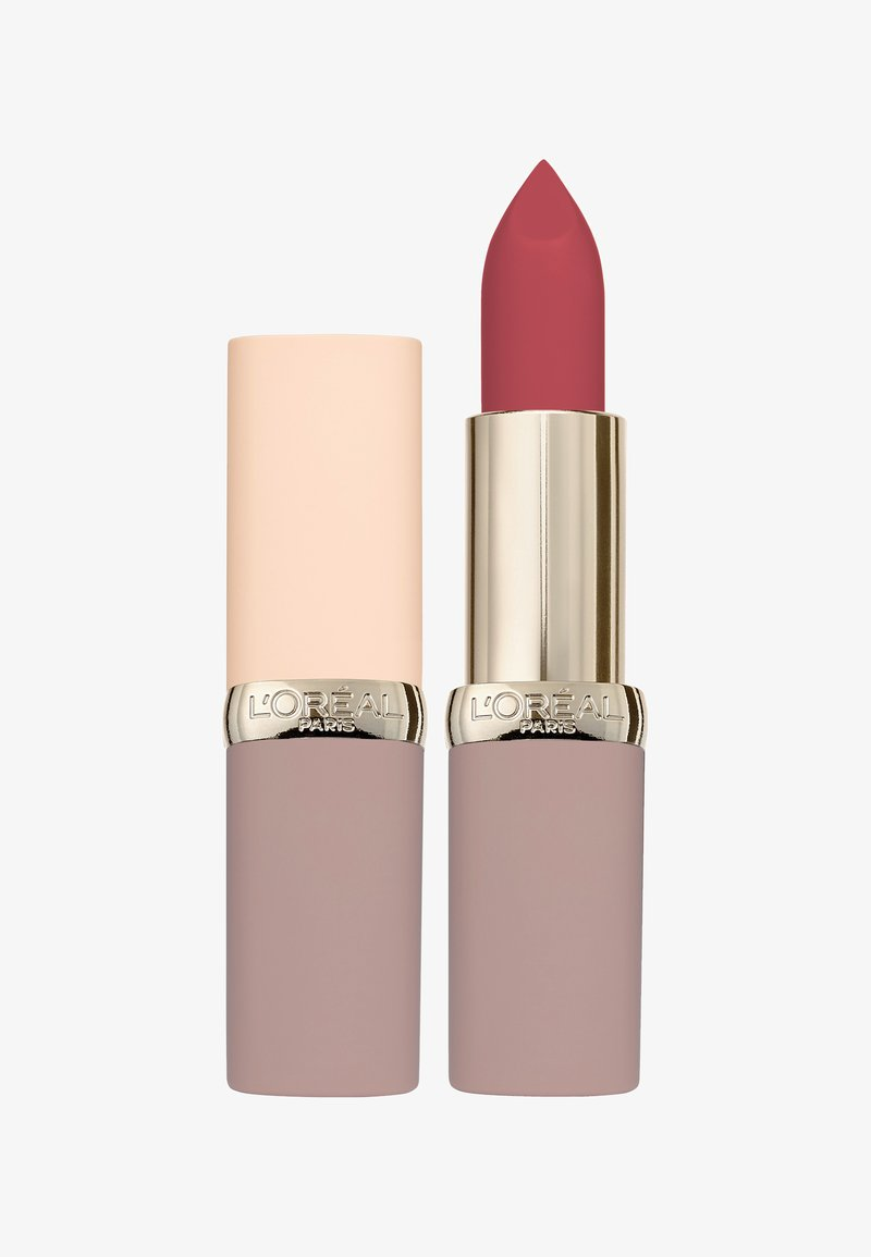L'Oréal Paris - COLOR RICHE ULTRA MATTE FREE THE NUDES - Lipstick - 08 no lies