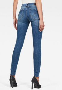 G-Star - MID SKINNY  - Jeans Skinny Fit - faded blue - 1