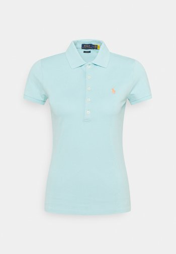 Polo - turquoise cloud