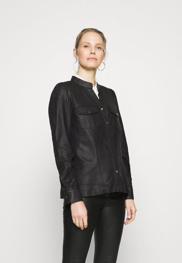 ALINA - Camisa - black