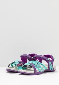 Hi-Tec - SAVANNA II - Chodecké sandály - purple - 3