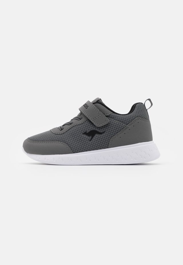 K-ACT RIK  - Sneakers laag - steel grey/jet black