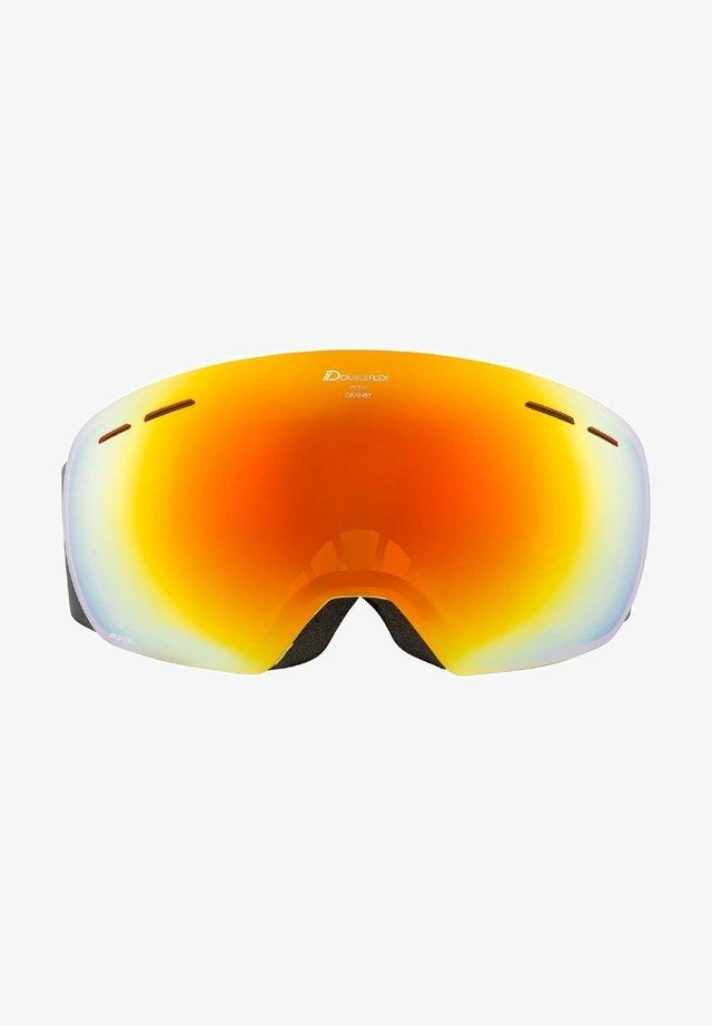 GRANBY - Ski goggles - curry