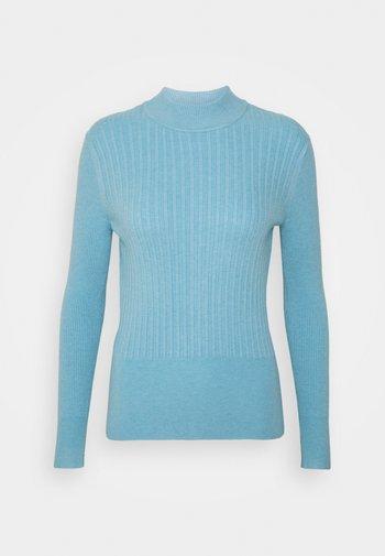 VARI FUNNE - Stickad tröja - blue