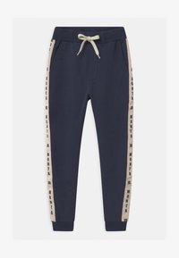 Monta Juniors - PABLO UNISEX - Tracksuit bottoms - black iris - 0