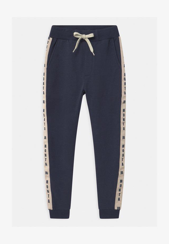 PABLO UNISEX - Pantalon de survêtement - black iris
