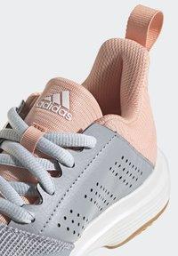 adidas Performance - Volleybalschoenen - grey - 6