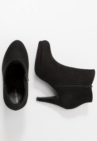 Anna Field - Bottines à talons hauts - black - 3