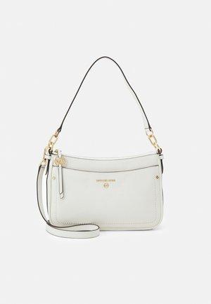 JET SET CHARM POCHETTE XBODY - Handbag - optic white