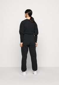 Pieces Petite - PCROKKA  - Tracksuit bottoms - black - 2