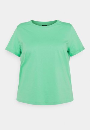 VMPAULA - Basic T-shirt - jade cream