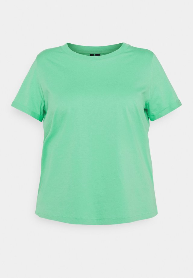 VMPAULA - T-shirt basic - jade cream