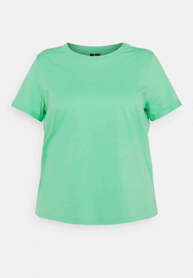 VMPAULA - Basic T-shirt - jade cream