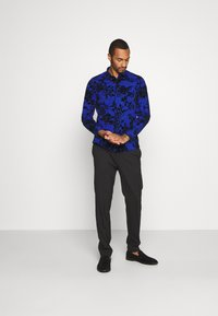 Twisted Tailor - MARSHALL SHIRT - Shirt - blue