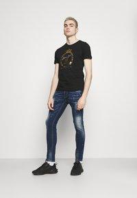 Kings Will Dream - KEPPLER - Jeans Skinny Fit - mid blue - 1