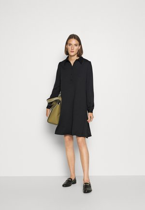 FARRELL DRESS - Skjortekjole - black