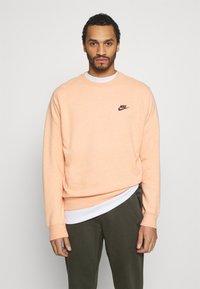 Nike Sportswear - CREW - Sweatshirt - arctic orange - 0
