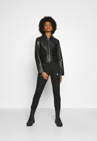 Diesel - D-OLLIES-BK-SP1-NE - Slim fit jeans - black - 1