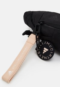 adidas by Stella McCartney - BUMBAG - Skulderveske - black/white/apsior - 4