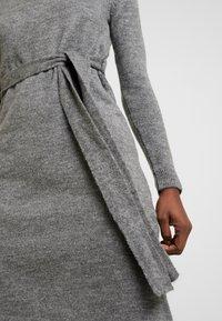 Anna Field - Jumper dress - grey - 5