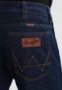 Wrangler - GREENSBORO - Jeans straight leg - ocean squall - 4
