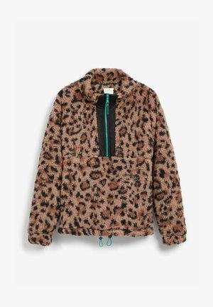 COSY BORG - Fleece jumper - multi-coloured