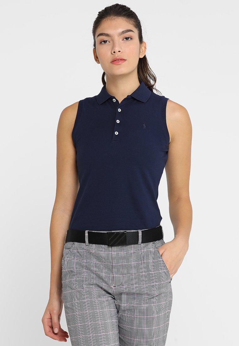 Polo Ralph Lauren Golf - STRETCH VISDRY - Polotričko - french navy