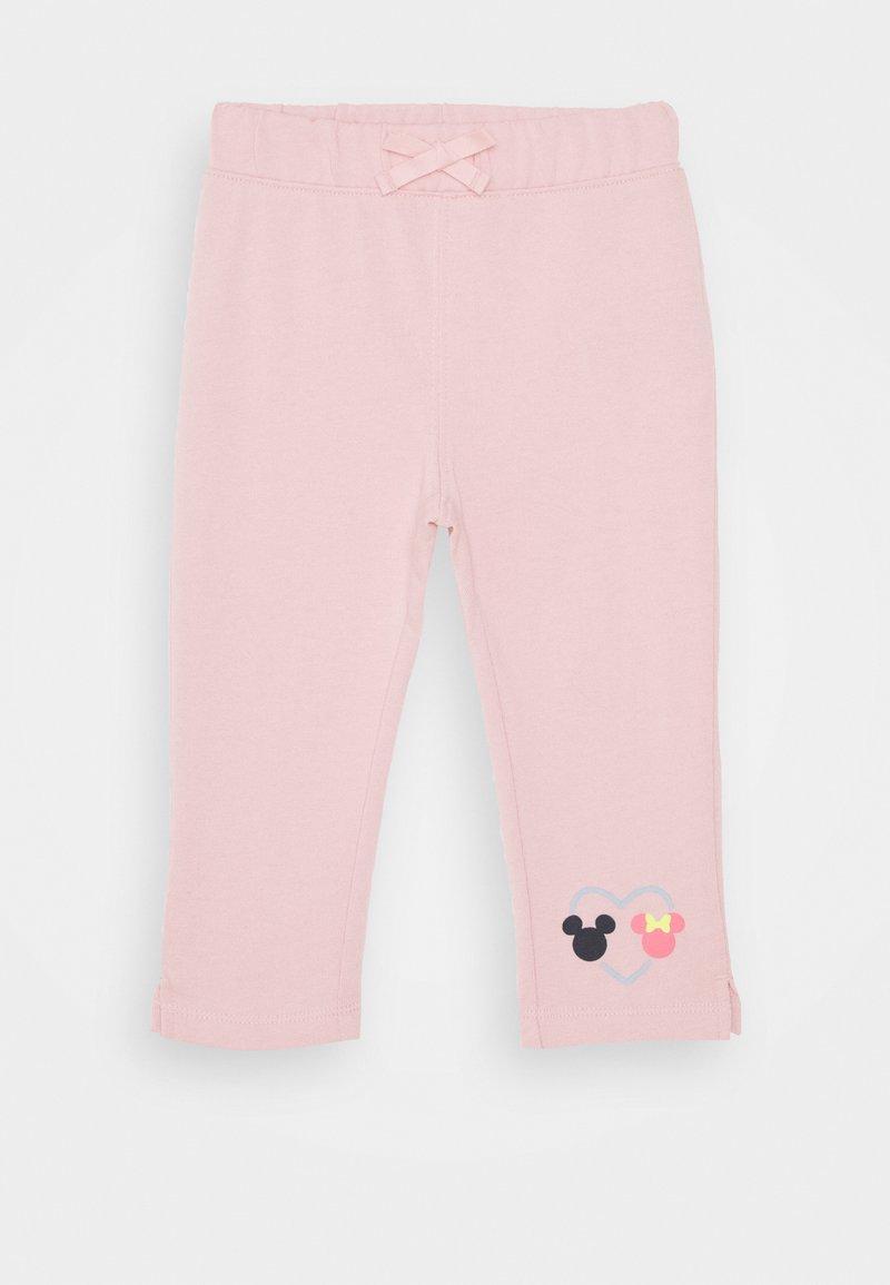 GAP - TODDLER GIRL MINNIE MOUSE - Teplákové kalhoty - rose