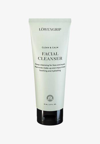 CLEAN & CALM - FACIAL CLEANSER 75ML - Cleanser - -