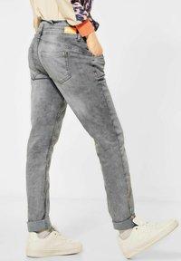 Street One - Slim fit jeans - grau - 1