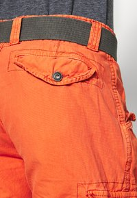Schott - Cargo trousers - orange - 4