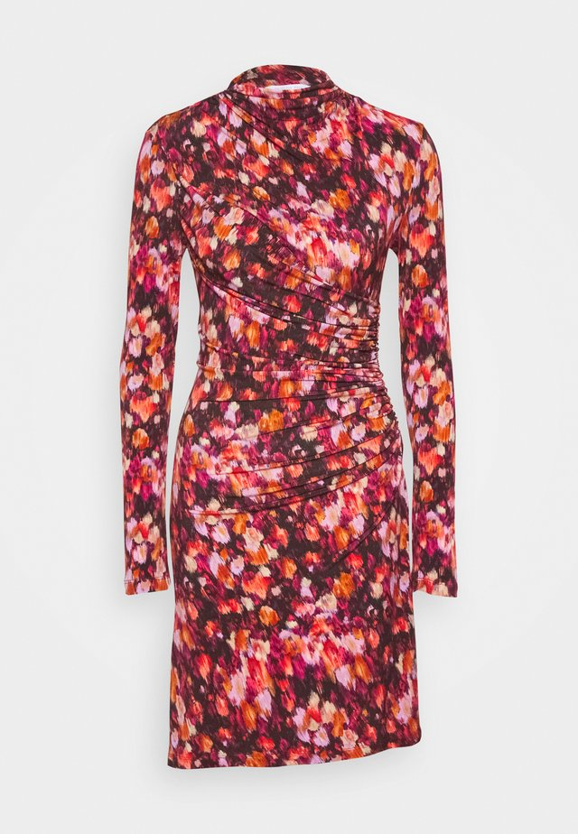 ABITO DRESS - Shift dress - red