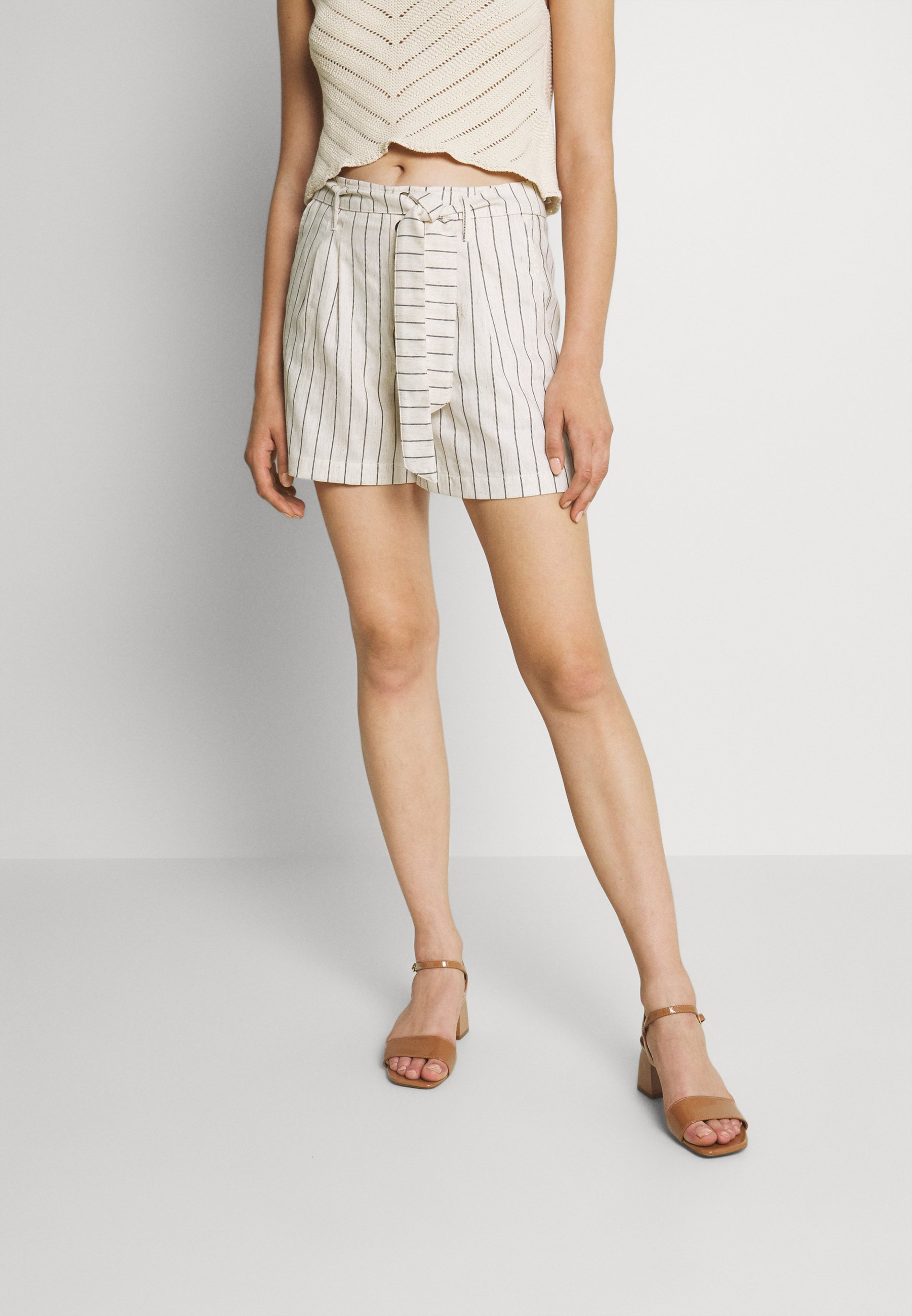 Women ONLVIVA CLEO STRIPE - Shorts