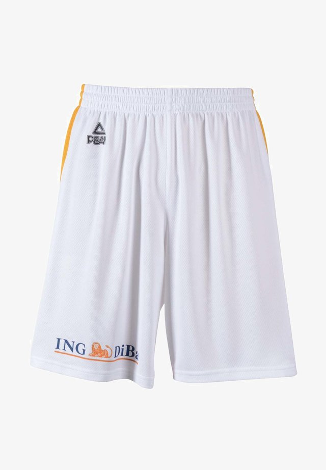 Sports shorts - blanc