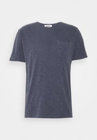 YMC You Must Create - WILD ONES POCKET - T-shirt basique - navy - 5