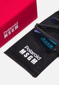 MSGM - POLAROID UNISEX - Solbriller - blue - 3